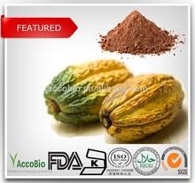 Natural Cocoa extract/Pure Cocoa powder/Cocoa bean extract 10% 20% Theobromine