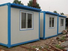 Attractive style fro outdoor sandwich panel house, wood siding mobile homes, prefabricated rooms