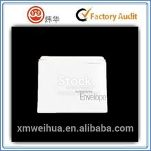 White Self Adhesive opaque envelopes