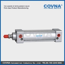 perfect quality standard stroke pneumatic cylinder equal to the smc