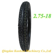 2.75-18 Text on the surface Motorcycle tire