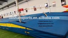 IAAF approved pole vault upright pad