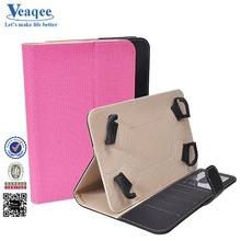 Veaqee 2015 new arrival high quality leather cases for ipad 2 3 4
