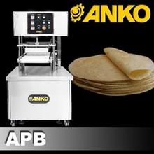 anko naan chapati tortilla automática congelados plana da máquina de pão