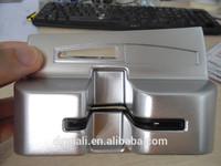 CNC milling NCR ATM Bezel, Fits over existing ATM Bezel