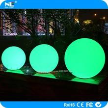 Eneregy saving electronic LED glowing clear light up balls
