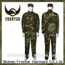 迷彩acu衣類軍の制服が使われる男性用