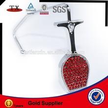 metal foldable bag holder