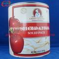 6/a10 maçã bloco sólido, fabricante de alimentos enlatados