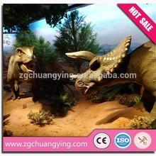 2014 dinosaur museum display case
