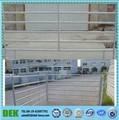 2015 nuevo producto- heavy duty galvanizado paneles de ganado
