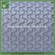 Pattern design EVA foam sheets mould for sole