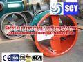 Industrial ventilador de ar rotativa com cyclone poeira extractor
