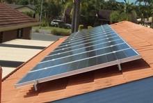 New Full 1KW Solar Power Generator PV system Panel + controller + inverter
