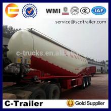 chinês qualidade usado de cimento a granel caminhão tanque