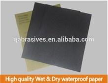 De alta qualidade Wet & Dry à prova d ' água papel