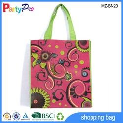 Promotional Colorful Non Woven Bag Reusable Shopping Bag