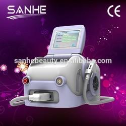 AFT 3000W IPL+E-light +SHR hair removal and skin rejuvenation system/ipl shr laser diod