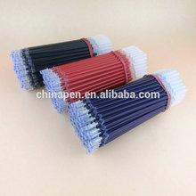 Hot selling erasable ink pen/refill erasable ink pen/erasable ink refill