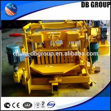 Hot Sales Mobile Type Brick Making Machine in Sudan/Automatic Hollow Brick Making Machine Price/Cement Brick Making Machine