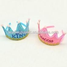 king /princess happy birthday LED headband