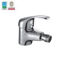 Modern design single handle brass body bidet faucet