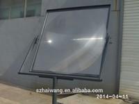 HW-F1000-5 1000*1000MM Optical Usage fresnel magnifying lens