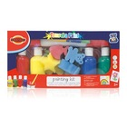Colouring Bumper Kit DIY tempera paint set poster painting kit