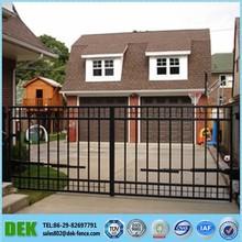 Cheap Boundary Wall Fencing Trellis Gates