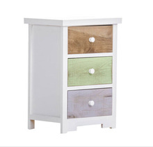 Cottage Shabby Chic White Dresser Wooden Cupboard