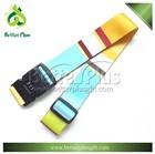 colorful printed custom made luggage belt strap