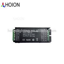 DMX 512 LED Decoder,Programmable DMX512 RGB LED Controller 12V-24V