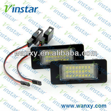 For Audi Q5 LED License Plate Lamp LED Car Tuning Light OEM#: 8TO943021 Emark Car Auto Lamps