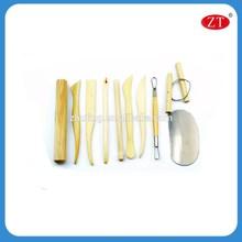 10pcs pottery tool set
