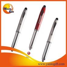 2015 Custom Metal Stylus Touch Ballpoint Pens