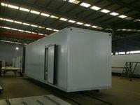 New design grp frigo de camion body with CE certificate