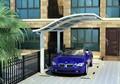 อลูมิเนียมที่มีคุณภาพสูงราคาถูกกรอบสำเร็จรูปโรงรถ
