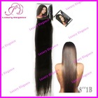 Factory Wholesale Hair Extension 100 Human Hair Weave With Natural Color