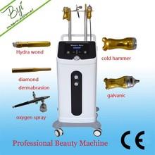professional skin care formula/ water aqua dermabrasion peeling galvanic and high frequency machine
