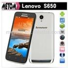 Lenovo S650 Vibe X mini s960 Quad Core phones MTK6582M 1.3GHz 4.7 inch IPS QHD 960x540 pixels 1GB RAM 8GB GPS 8.0MP Camera