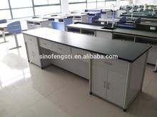Physcis Laboratory Teacher Table/Bench, School Laboratory Furniture