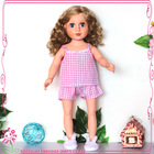 Hot Sale Fashion and Beautiful Vinyl Doll best selling custom vinyle doll