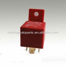 High quality auto relay 12V 30A