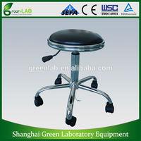 HOT SALE ! ! ! GREENLAB ESD Metal Height Adjustable Laboratory Chair,lab stools