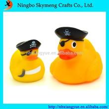 Duckie badespielzeug, gummi badespielzeug, eco- freundlich pvc-spielzeug