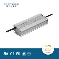 IP67 output 96W 54V Inventronics LED switching power supply