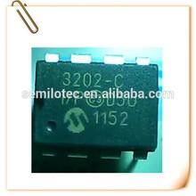 (IC) MCP3202-CI MCP3202-CI/P