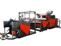 FULIYUAN best selling Three layer pe stretch film machine, stretch film making machine,pe stretch film extruder