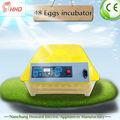 كامل تلقائي الصغيرة 48 بيض بيض التفقيس الفراريج للبيع yz-48ab وافق ce