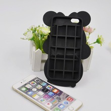Factory New Fashionable New Silicon Case for iPhone 6 Plus, for iphone 6 case, for iphone 6 silicone case